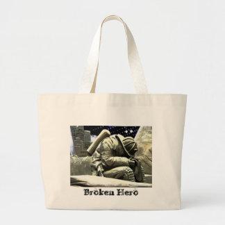Borken Hero Jumbo Tote Bag
