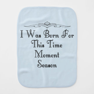 Born 5 baby burp cloth