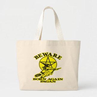 Born Again Pagan Bags