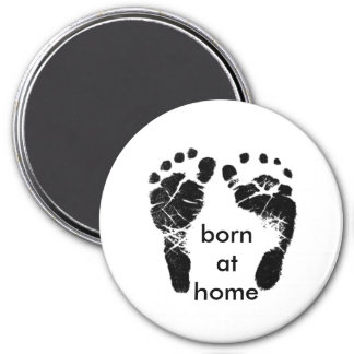 born at home magnet