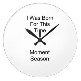 Born Clocks