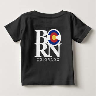 BORN Colorado Dark Tee Shirt