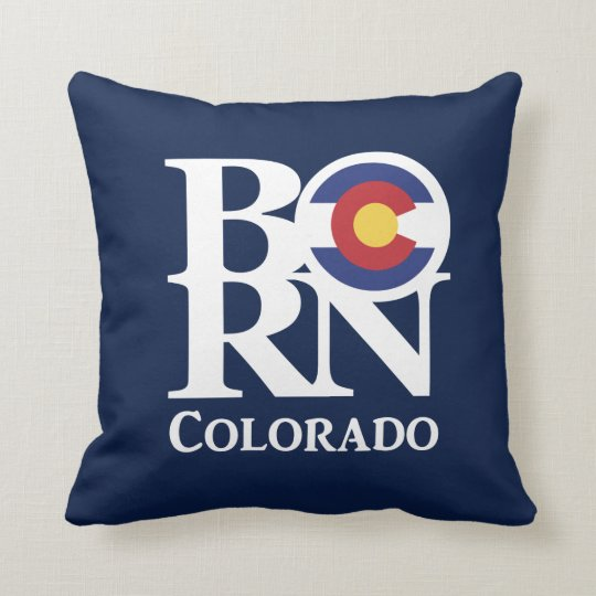 BORN Colorado Pillow