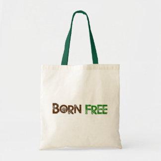 Born Free Tree Budget Tote Bag
