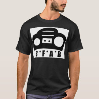 Born from a Boombox T-Shirt