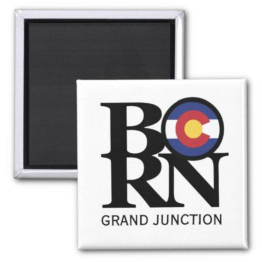 BORN Grand Junction Magnet