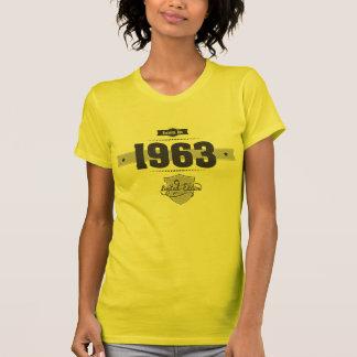 Born in 1963 Dark Lightgrey Tee Shirts