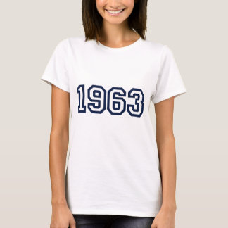 Born in 1963 T-Shirt