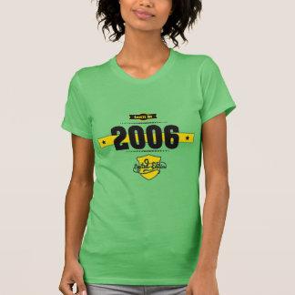 born in 2006 (choco&yellow) T-Shirt