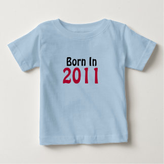 Born In 2011 Infant T-Shirt