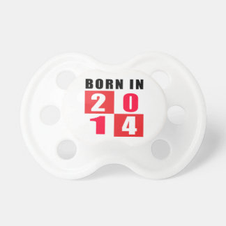 Born In 2014 Dummy
