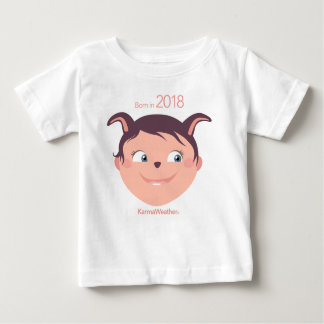 Born in 2018 baby T-Shirt