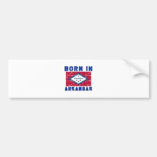 Born in Arkansas. Bumper Stickers