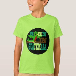 Born in Guatemala T-Shirt