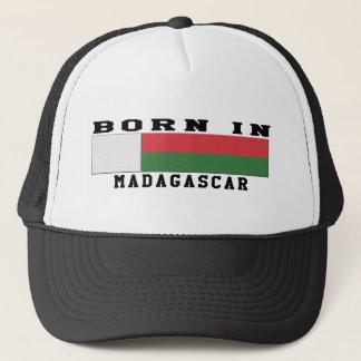 Born In Madagascar Trucker Hat