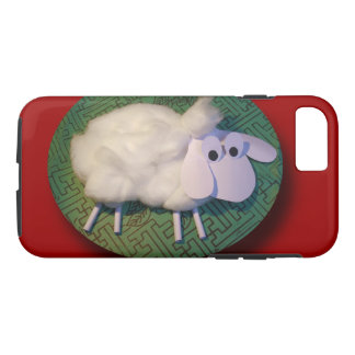 Born in Sheep Year Funny case