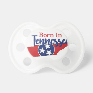 Born in Tennessee Baby Pacifiers