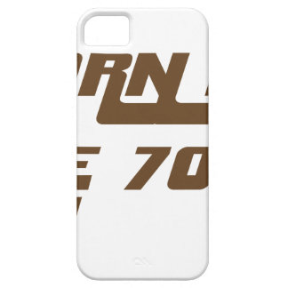 Born In The 70's Barely There iPhone 5 Case