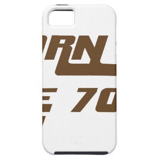 Born In The 70's iPhone 5 Case