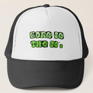 Born In The 90s Trucker Hat