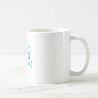 Born In The USA Basic White Mug