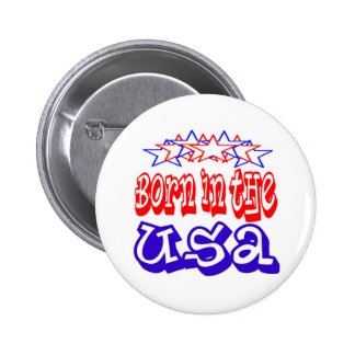 Born in the USA Buttons