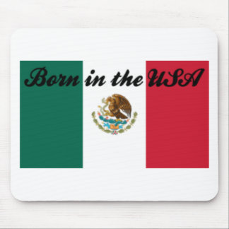 Born in the USA Mousepads