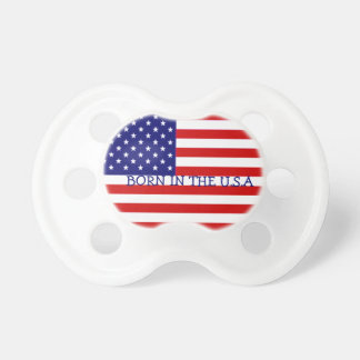 Born In The USA Pacifier