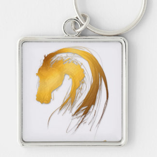 Born in the Year of the Horse - Keychain