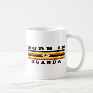 Born In Uganda Coffee Mug
