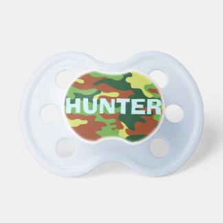 Born Love to Hunt Future Hunter Camo Army Colours Dummy