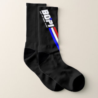 Born On Parris Island Socks 1