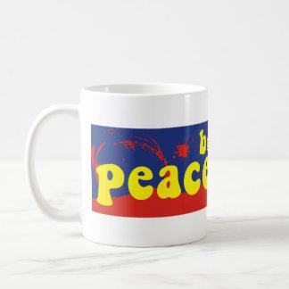 Born Peace Freak Mug