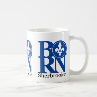 BORN Sherbrooke 11oz Mug