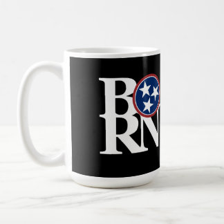 BORN Tennessee 15oz Mug Black
