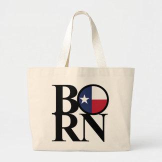 BORN Texas Jumbo Grocery Tote