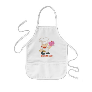 Born To Bake Aprons