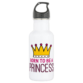 Born to be a Princess 532 Ml Water Bottle