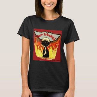 Born To Be Wild Chihuahua T-Shirt