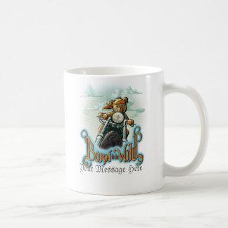 Born to Be Wild Customizable Coffee Mugs