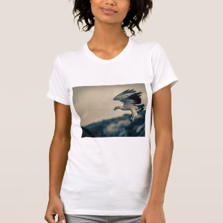Born to be wild - Flying Sea-eagle T-Shirt