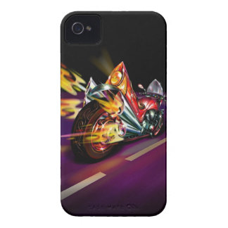 Born to Be Wild iPhone 4 Case