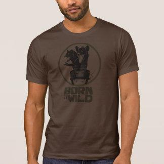 Born (to be) Wild Rock Hyenas T-Shirt