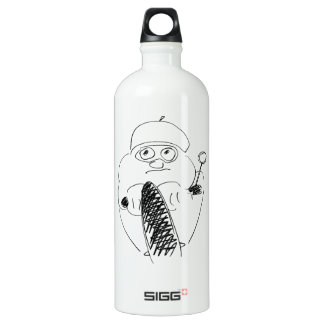 born to be wild SIGG traveller 1.0L water bottle