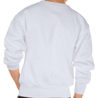 Born to Be Wild Pullover Sweatshirt