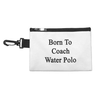 Born To Coach Water Polo Accessories Bag