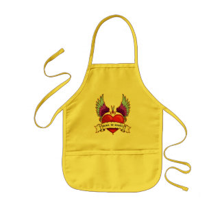 Born To Craft Kids Apron