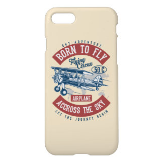 Born to Fly Glossy Phone Case
