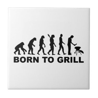 Born to Grill Evolution Tile