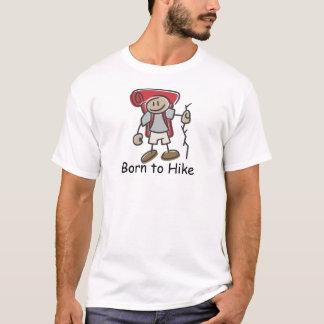 Born to Hike T-shirts